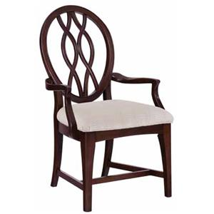 Kincaid Furniture Alston Arm Chair Fabric