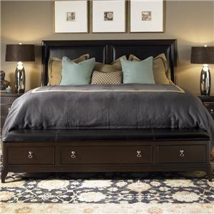Kincaid Furniture Alston Queen Storage Bed