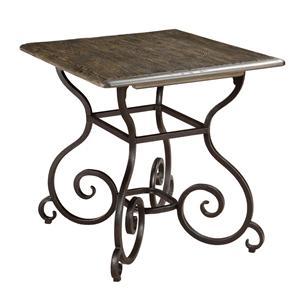 Kincaid Furniture Artisans Shoppe Accents Rectangular End Table