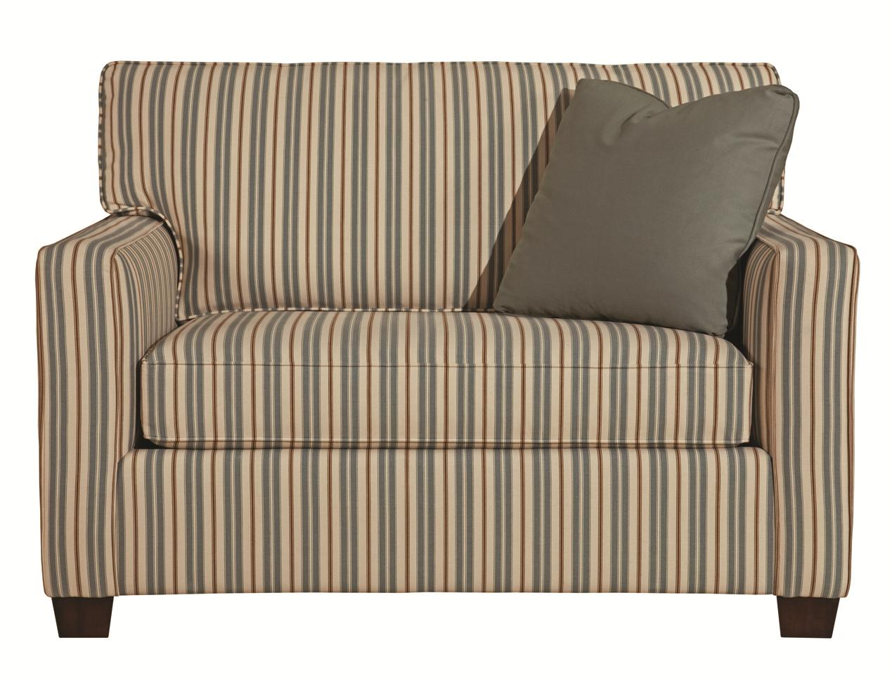Brooke Sleeper Chair by Kincaid Furniture at Malouf Furniture Co.