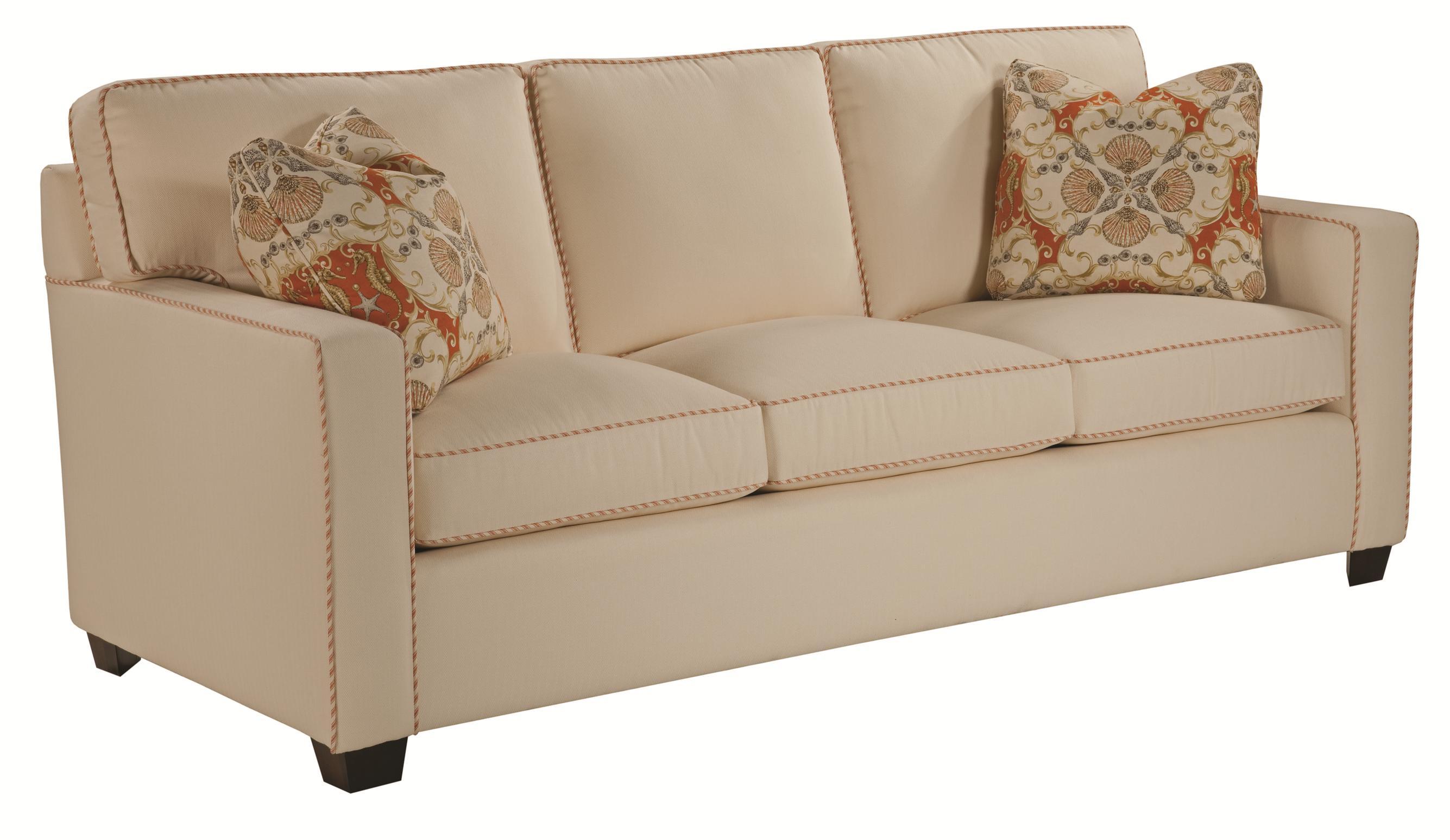 Brooke Stationary Sofa by Kincaid Furniture at Johnny Janosik