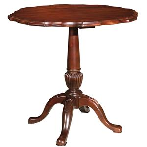 Kincaid Furniture Carriage House Pie Crust Table