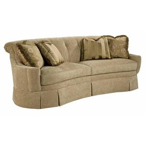 Kincaid Furniture Carson Skirted Sofa