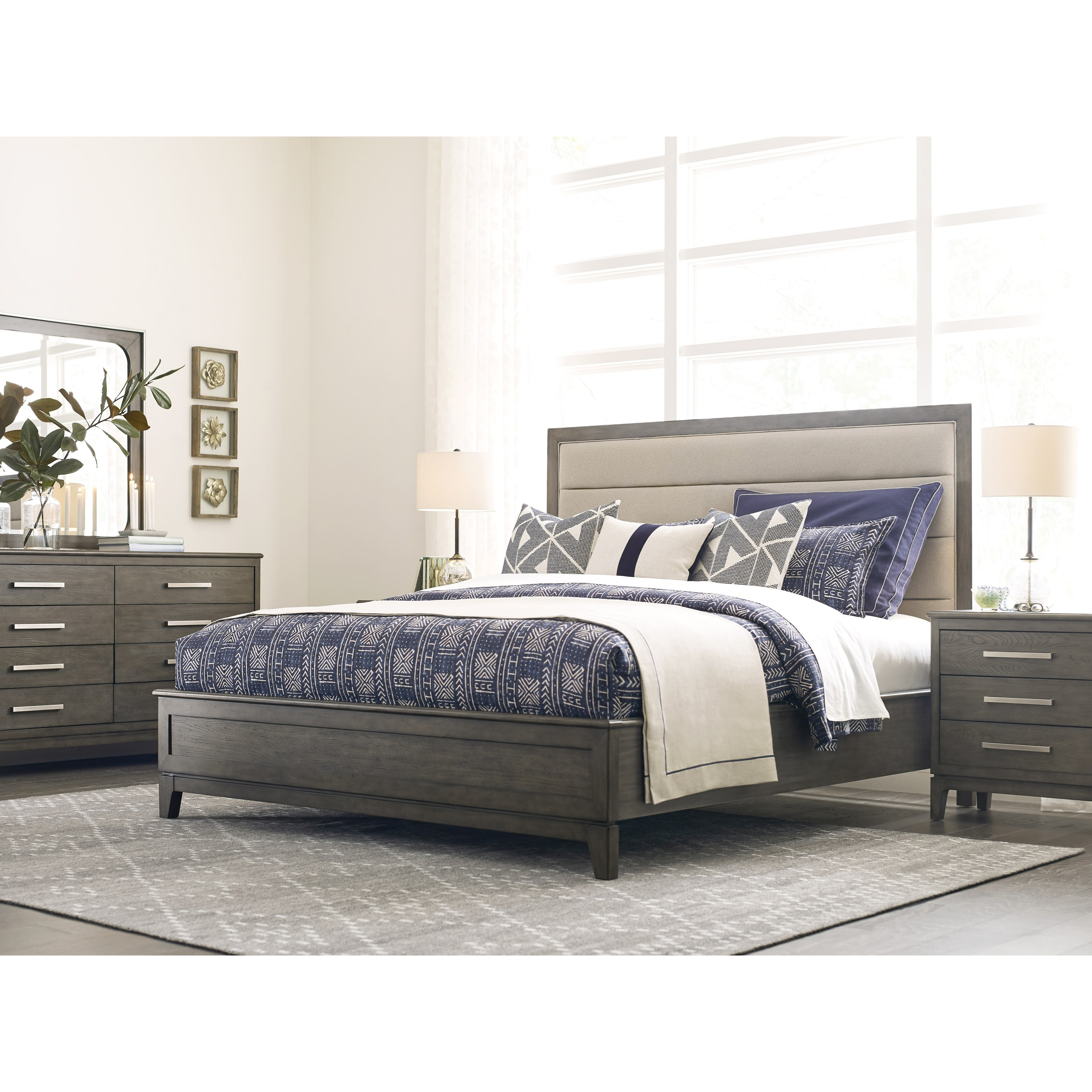 Cascade California King Bedroom Group by Kincaid Furniture at Johnny Janosik