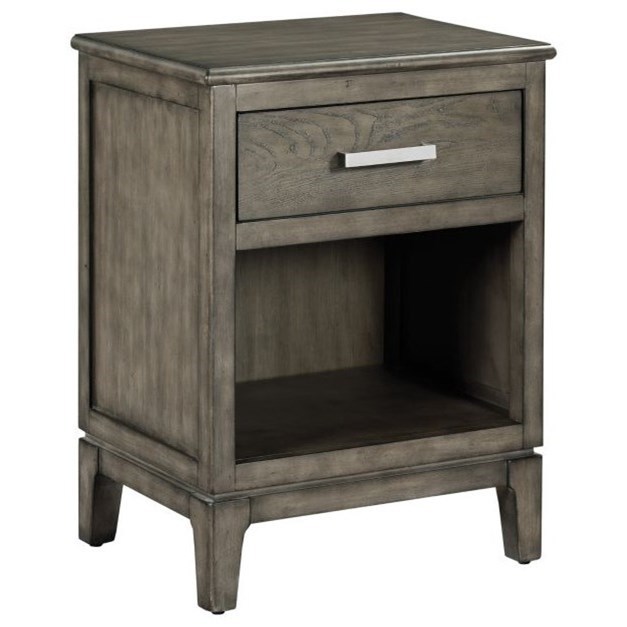 Cascade Meghan Nightstand by Kincaid Furniture at Johnny Janosik