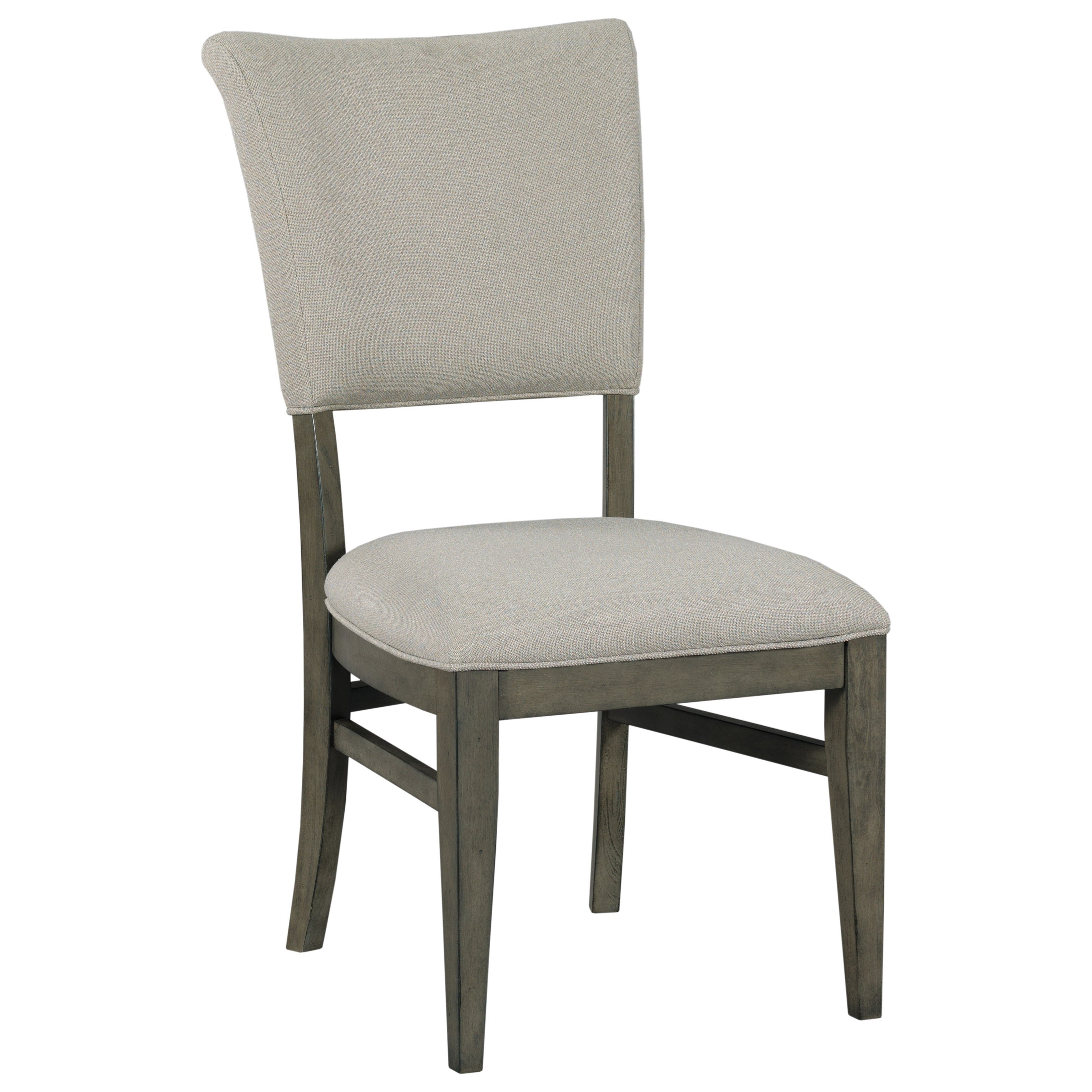 Cascade Hyde Side Chair by Kincaid Furniture at Home Collections Furniture