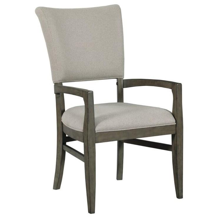 Cascade Hyde Arm Chair by Kincaid Furniture at Johnny Janosik