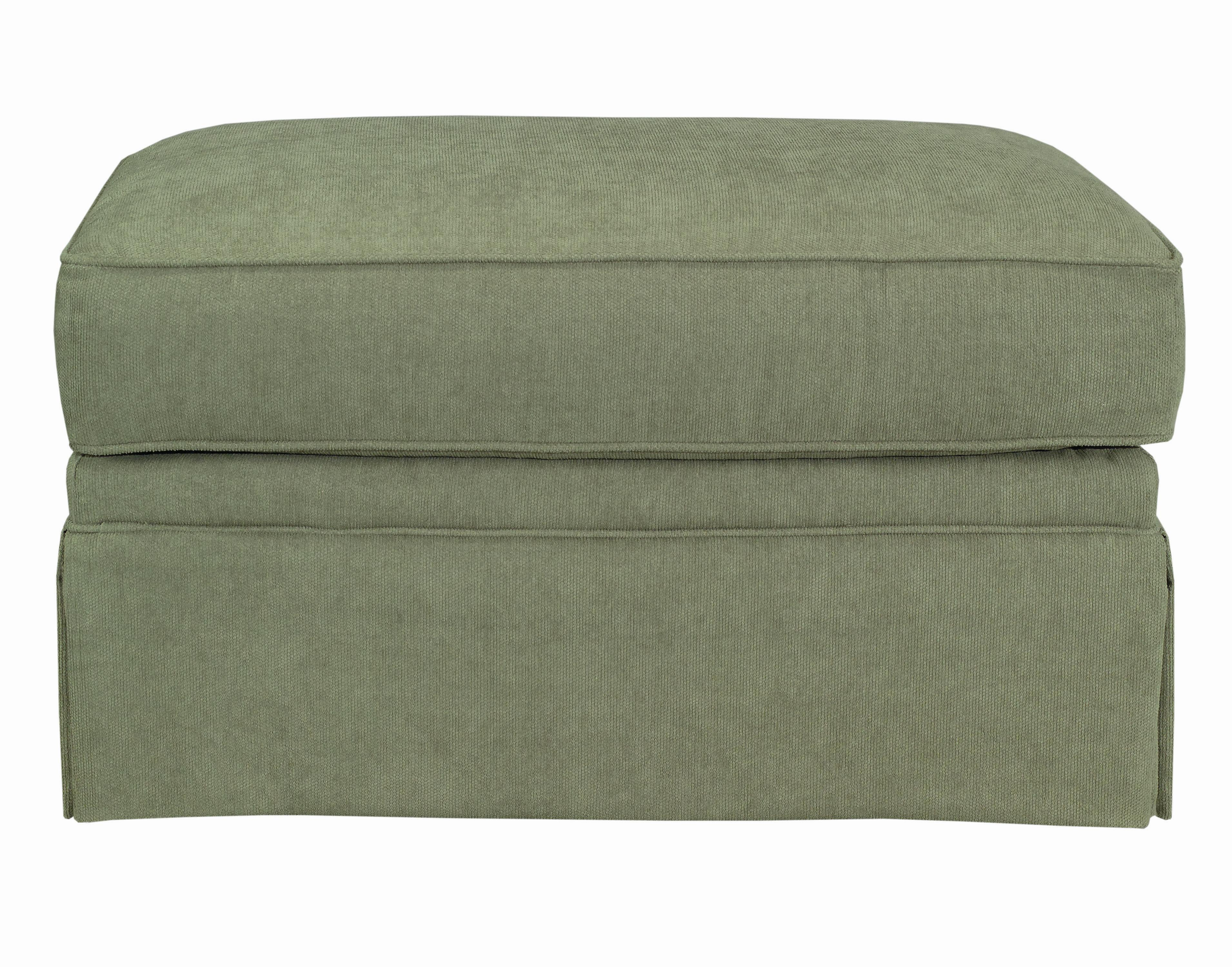 Charlotte Ottoman by Kincaid Furniture at Home Collections Furniture