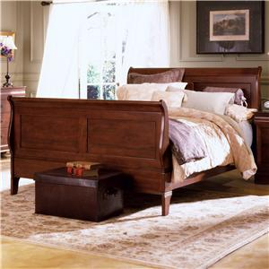 Kincaid Furniture Chateau Royale Queen Sleigh Bed