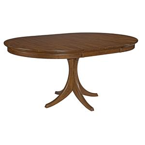 Kincaid Furniture Cherry Park Round Dining Table