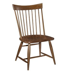 Kincaid Furniture Cherry Park Windsor Side Chair
