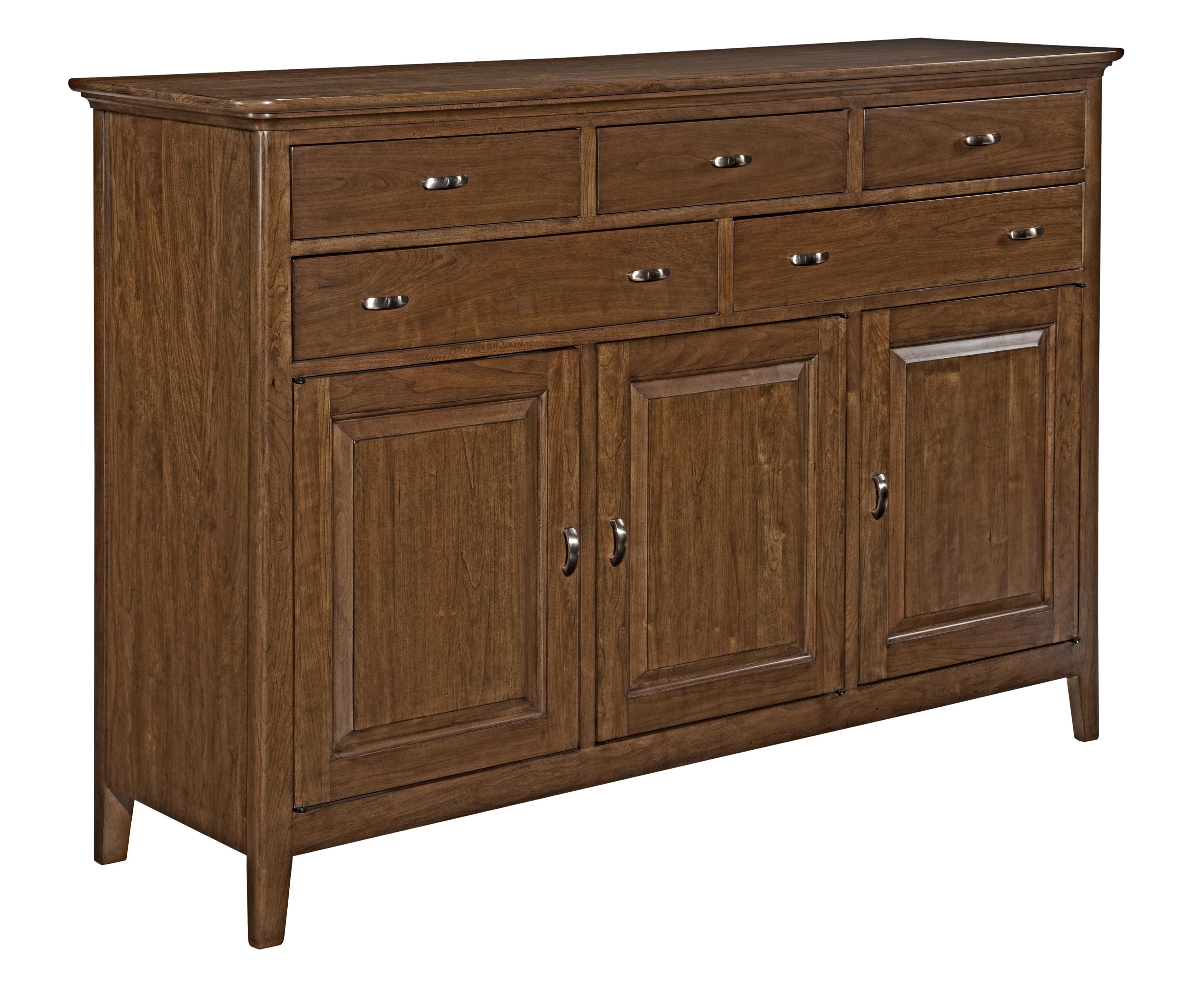 Cherry Park Sideboard by Kincaid Furniture at Northeast Factory Direct