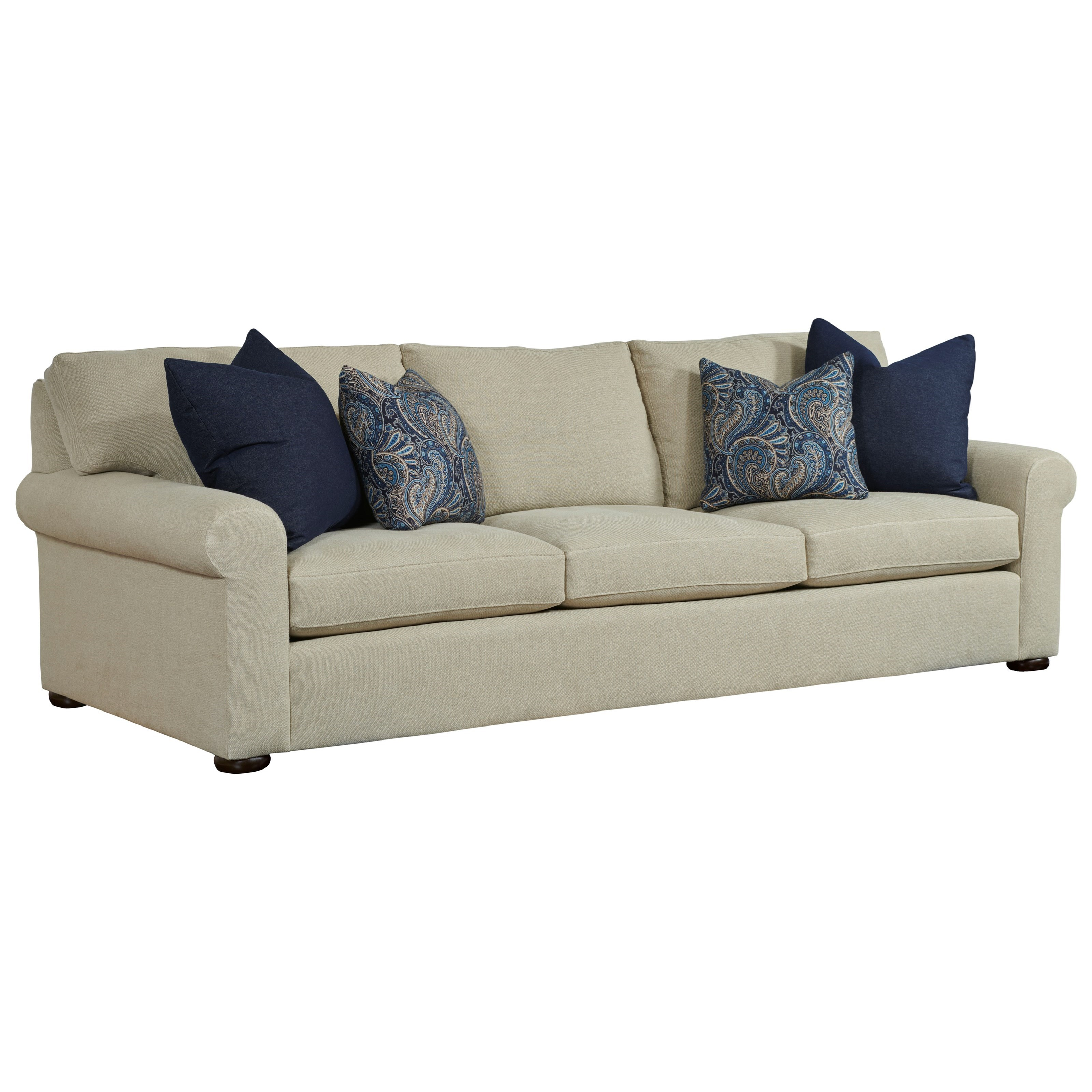 Comfort Select Grande Sofa by Kincaid Furniture at Pedigo Furniture