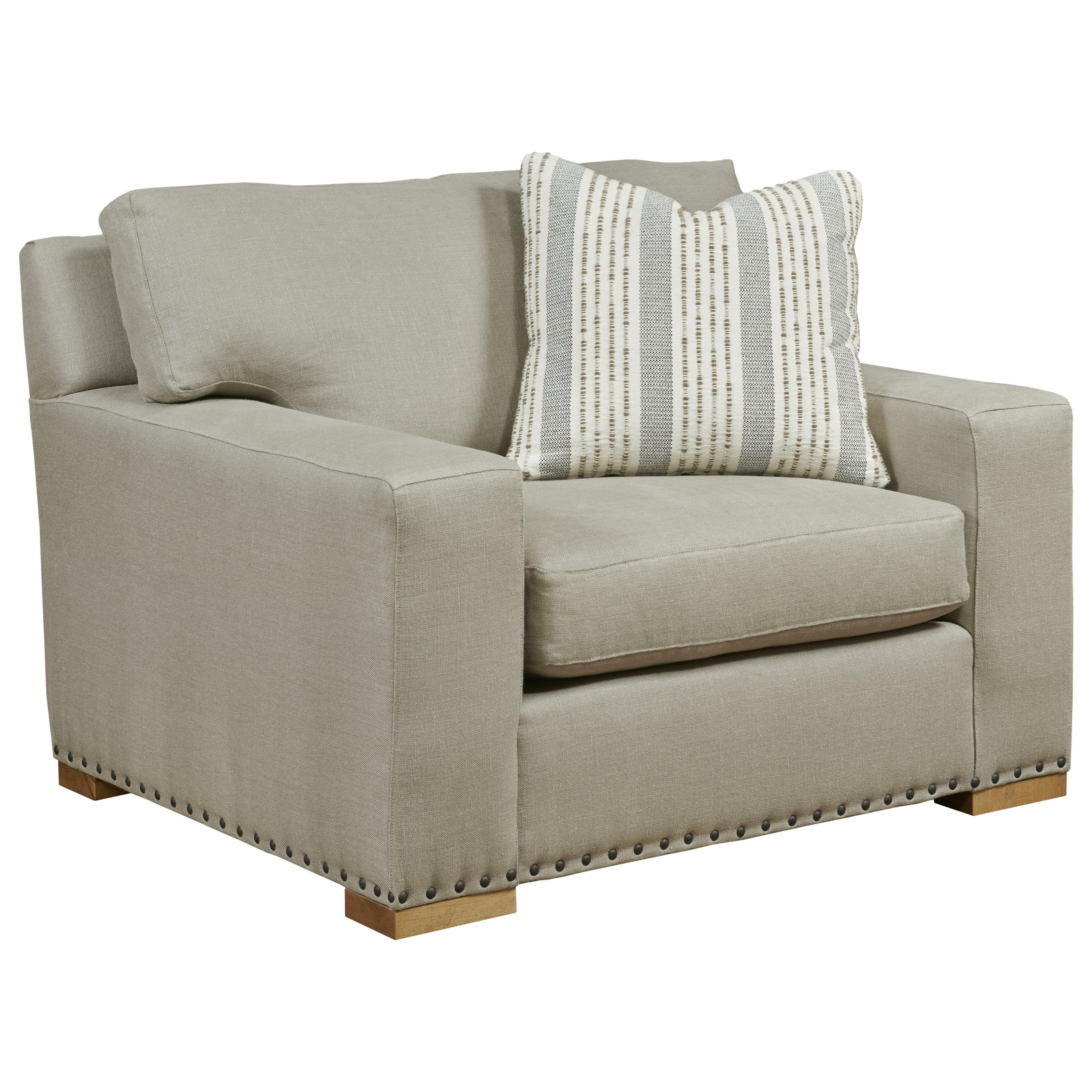 Comfort Select Chair and a Half by Kincaid Furniture at Johnny Janosik