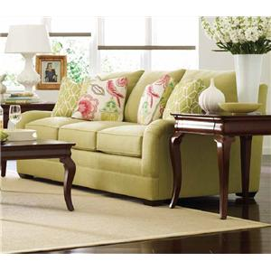 Kincaid Furniture Custom Select Upholstery Custom 3-Seater Stationary Sofa