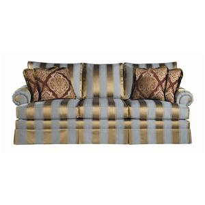 Kincaid Furniture Custom Select Upholstery Custom Stationary Sofa