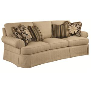 Kincaid Furniture Danbury Conversation Sofa