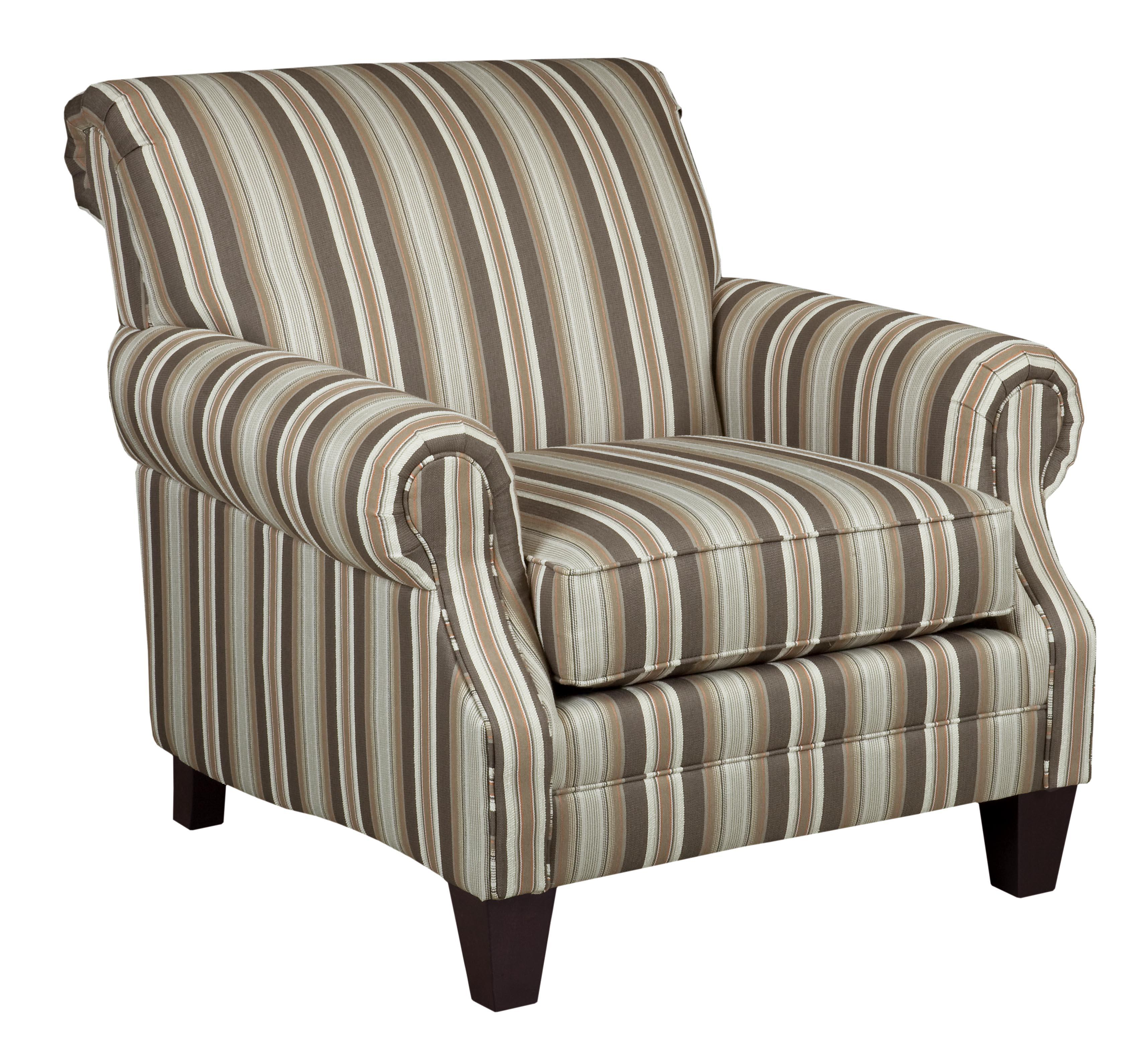 Destin Upholstered Chair by Kincaid Furniture at Johnny Janosik