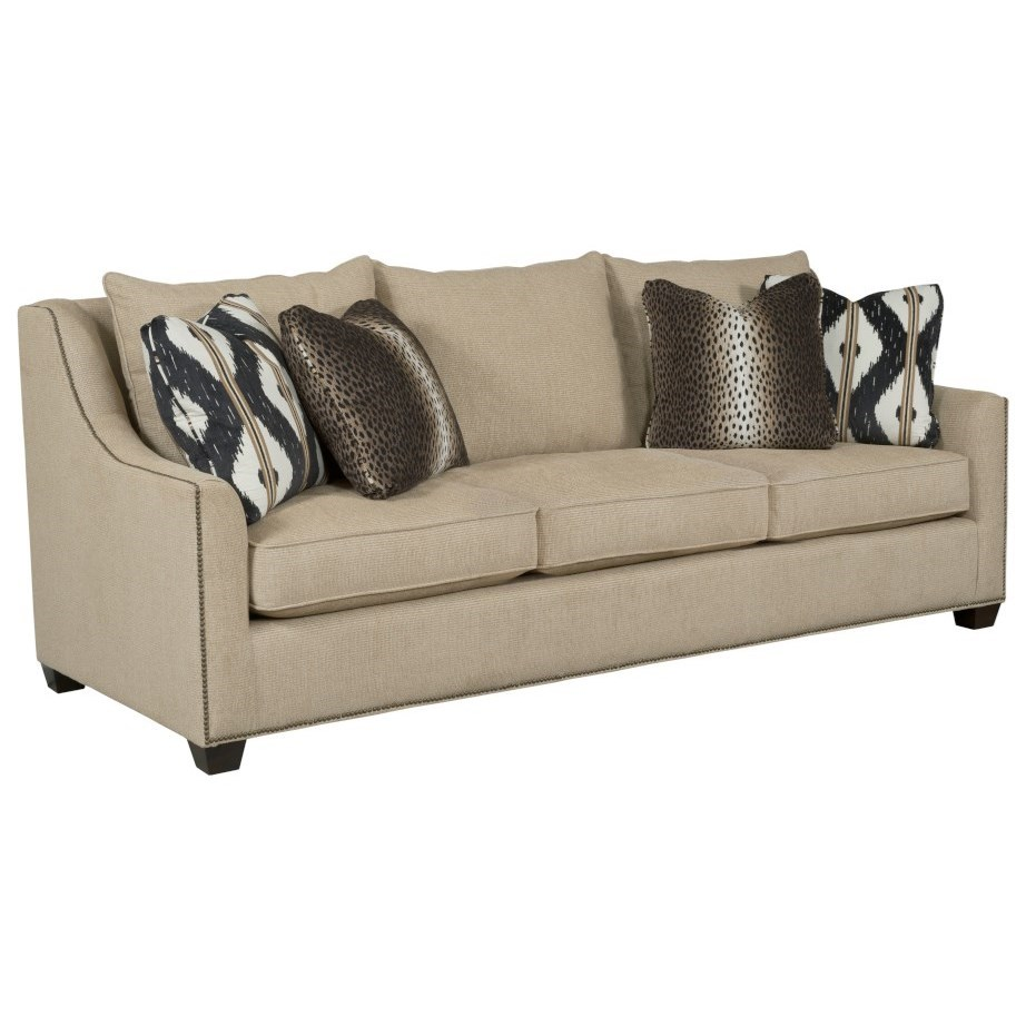 Edison Grande Sofa by Kincaid Furniture at Wilson's Furniture