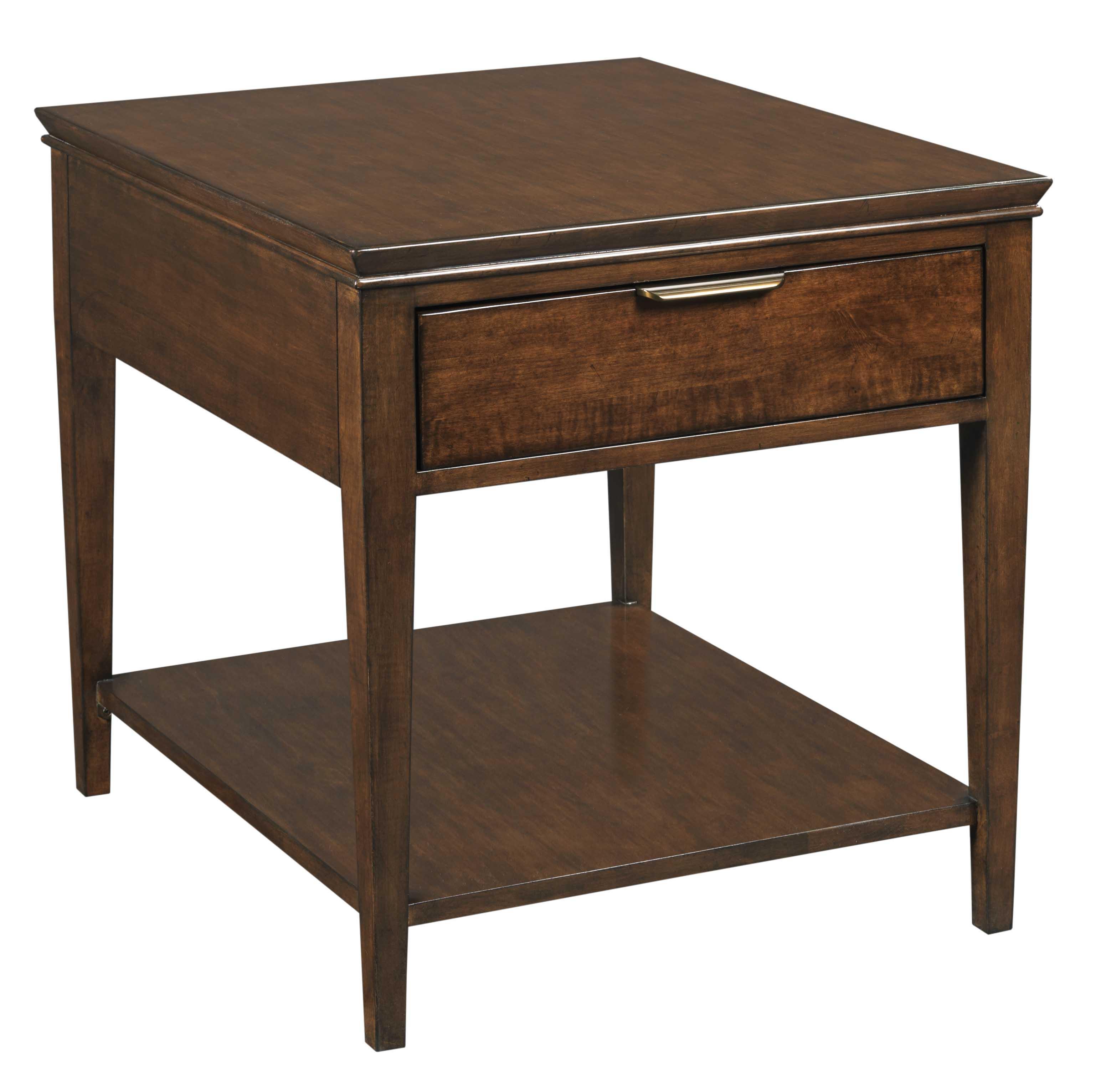 Elise Elise End Table by Kincaid Furniture at Johnny Janosik