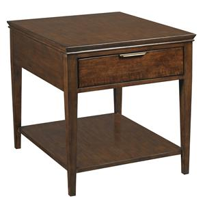 Kincaid Furniture Elise Elise End Table