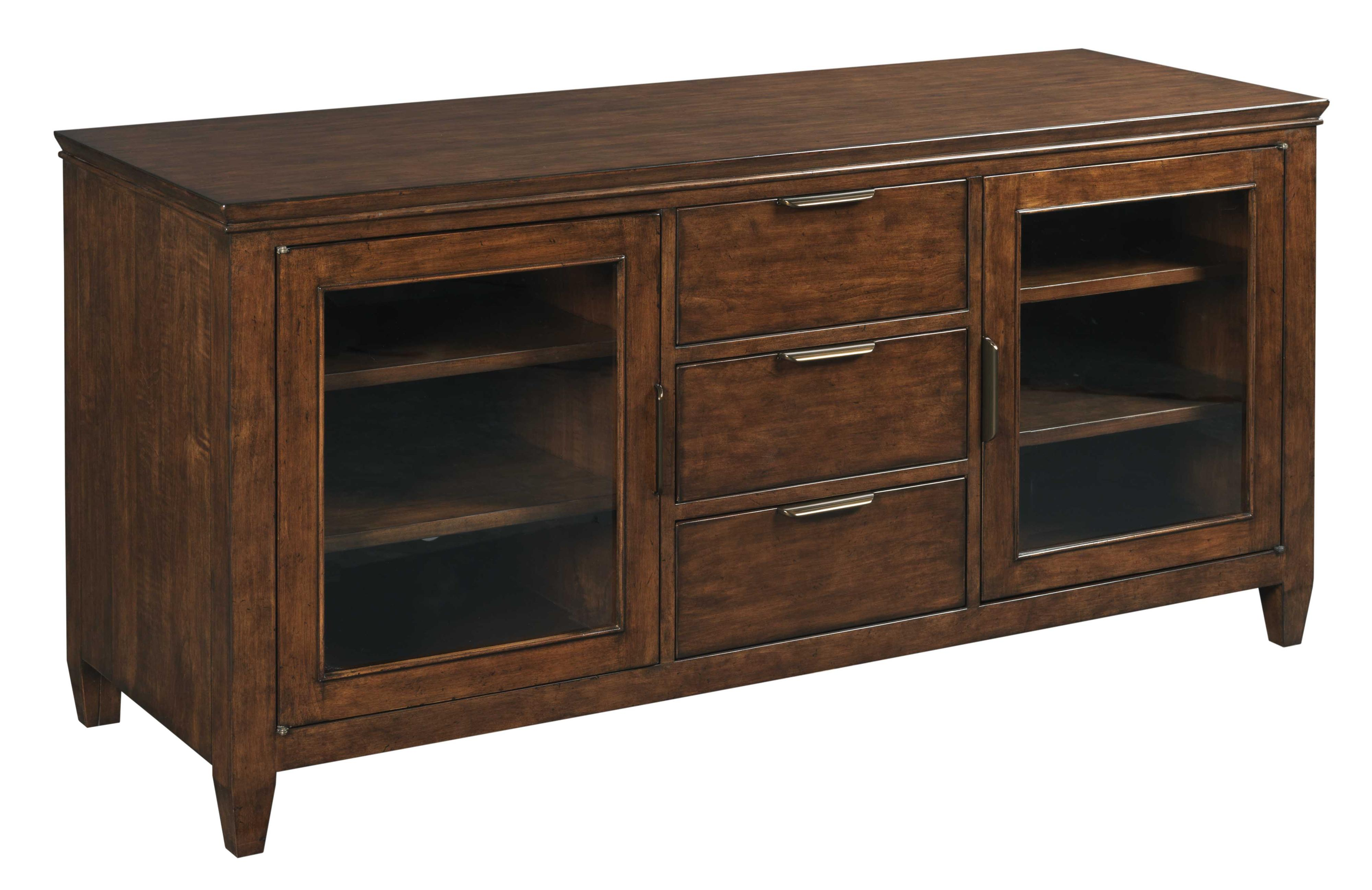 """Elise Accord 58"""" Console by Kincaid Furniture at Northeast Factory Direct"""