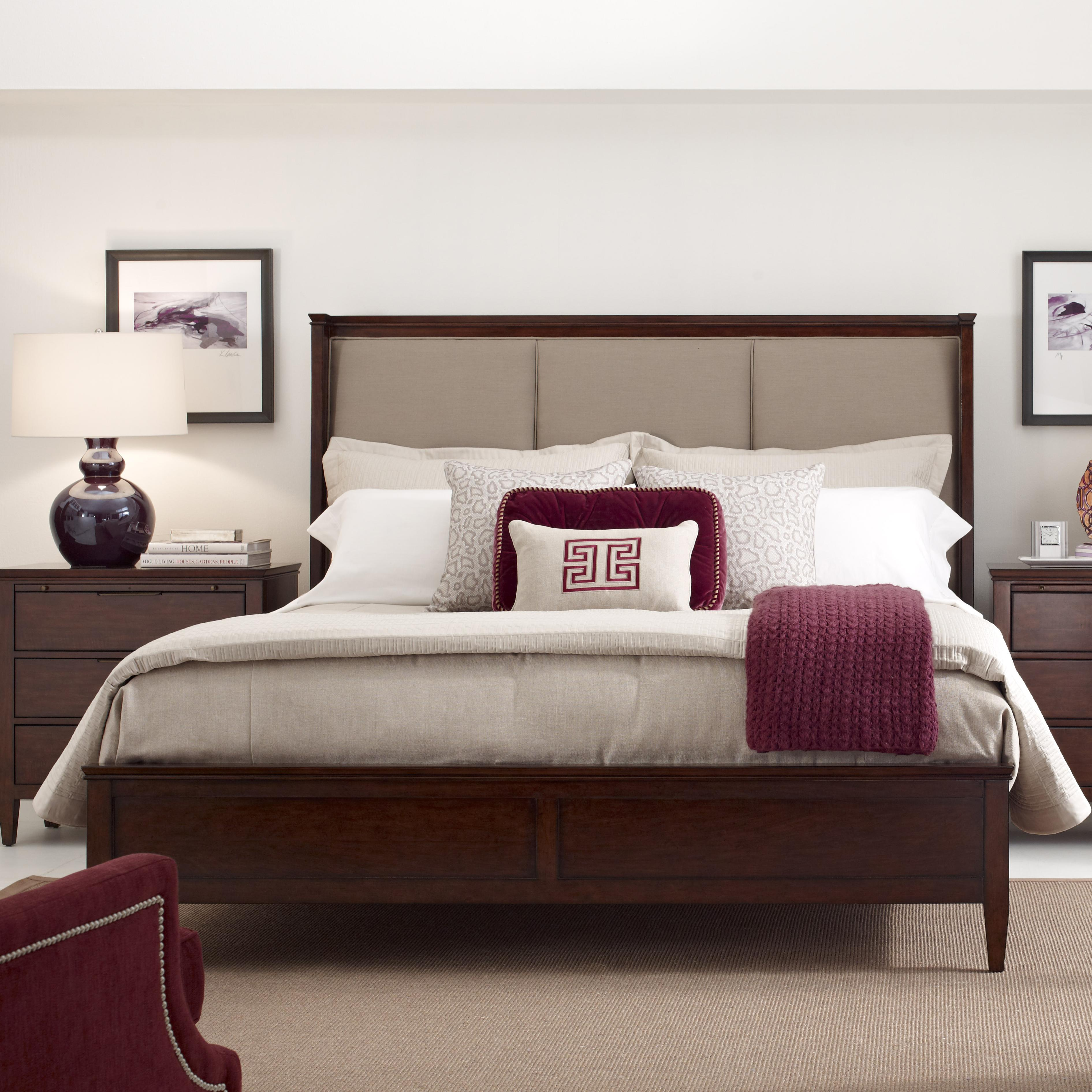 Elise Spectrum King Bed by Kincaid Furniture at Johnny Janosik
