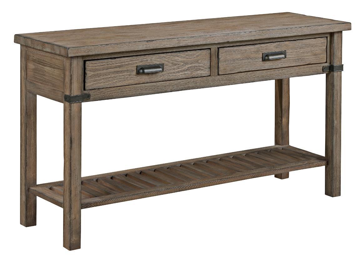 Foundry Sofa Table by Kincaid Furniture at Johnny Janosik