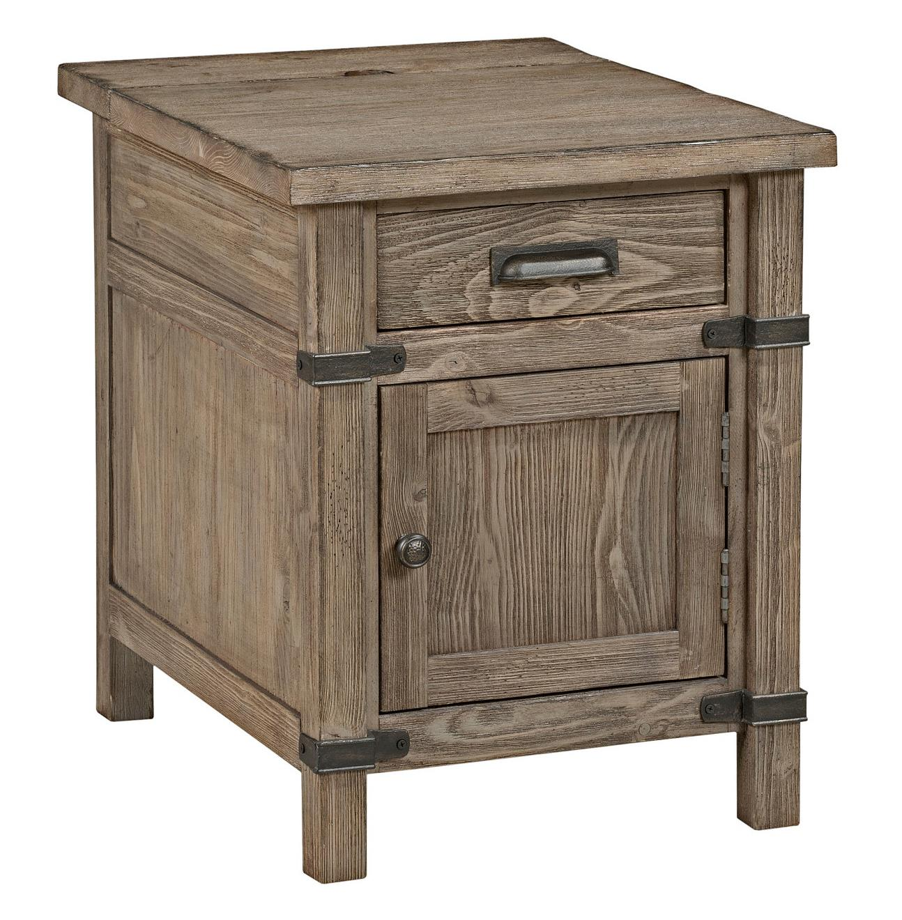 Foundry Chairside Table at Stoney Creek Furniture