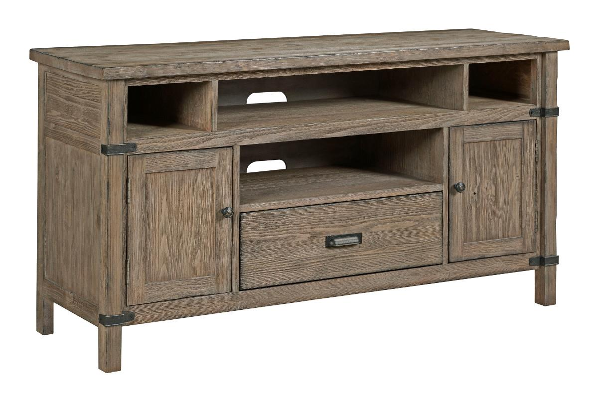 Foundry Entertainment Console by Kincaid Furniture at Johnny Janosik
