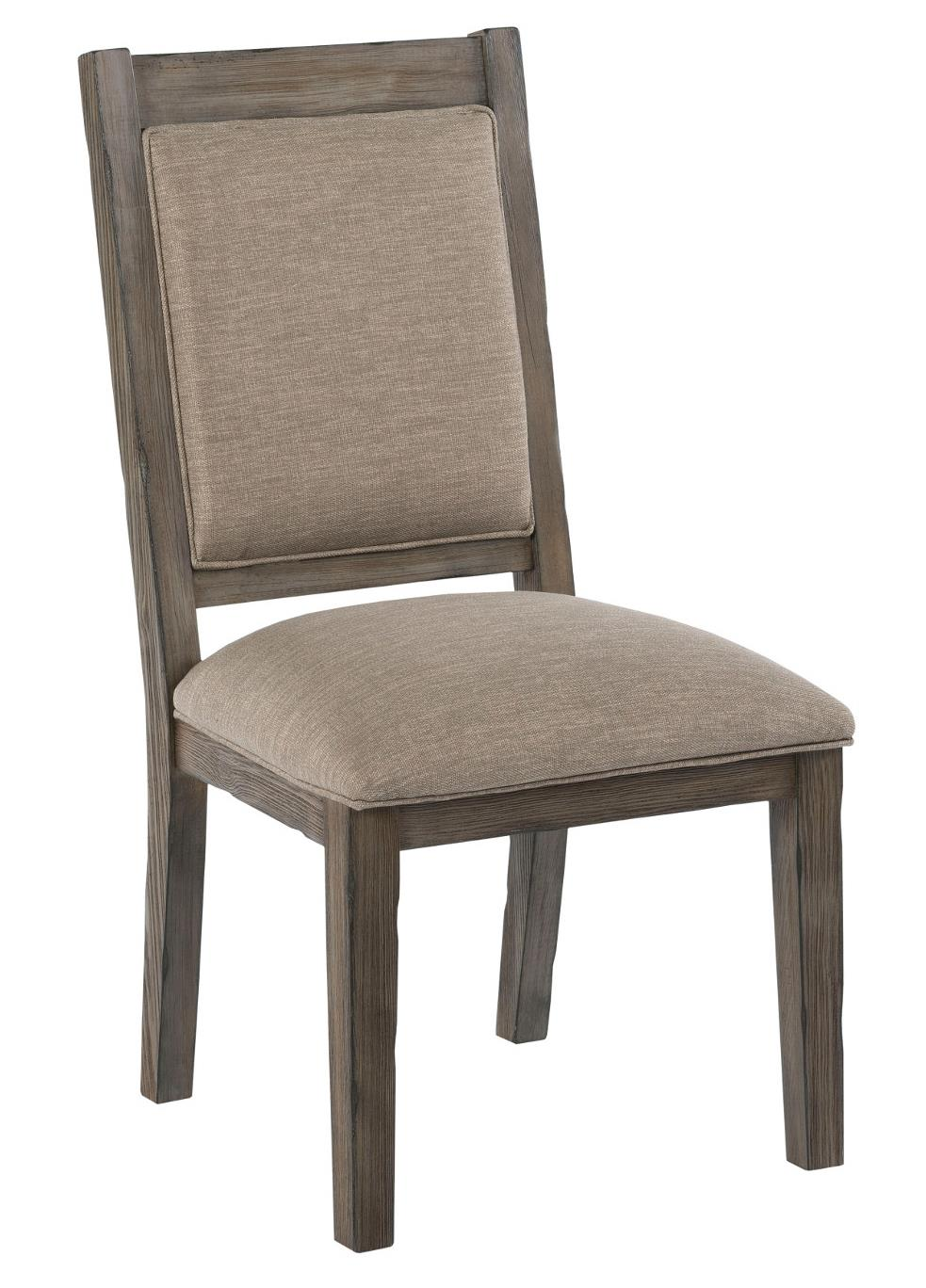 Foundry Upholstered Side Chair by Kincaid Furniture at Northeast Factory Direct