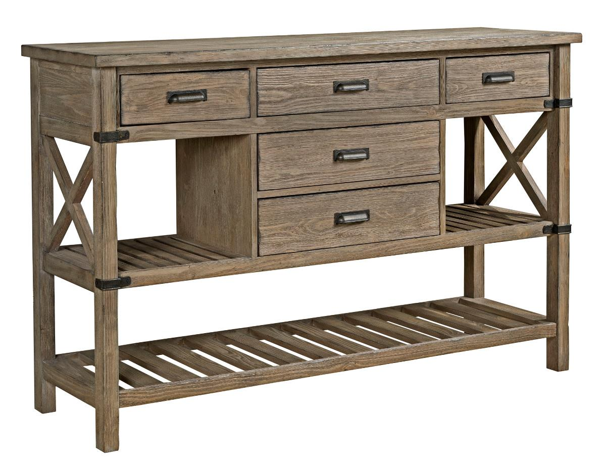 Foundry Sideboard by Kincaid Furniture at Johnny Janosik