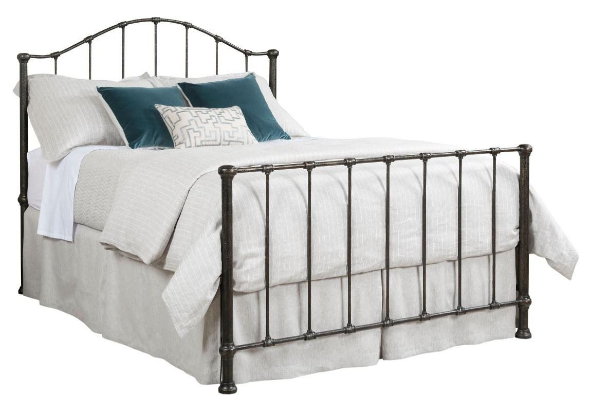 Foundry Queen Garden Bed by Kincaid Furniture at Northeast Factory Direct