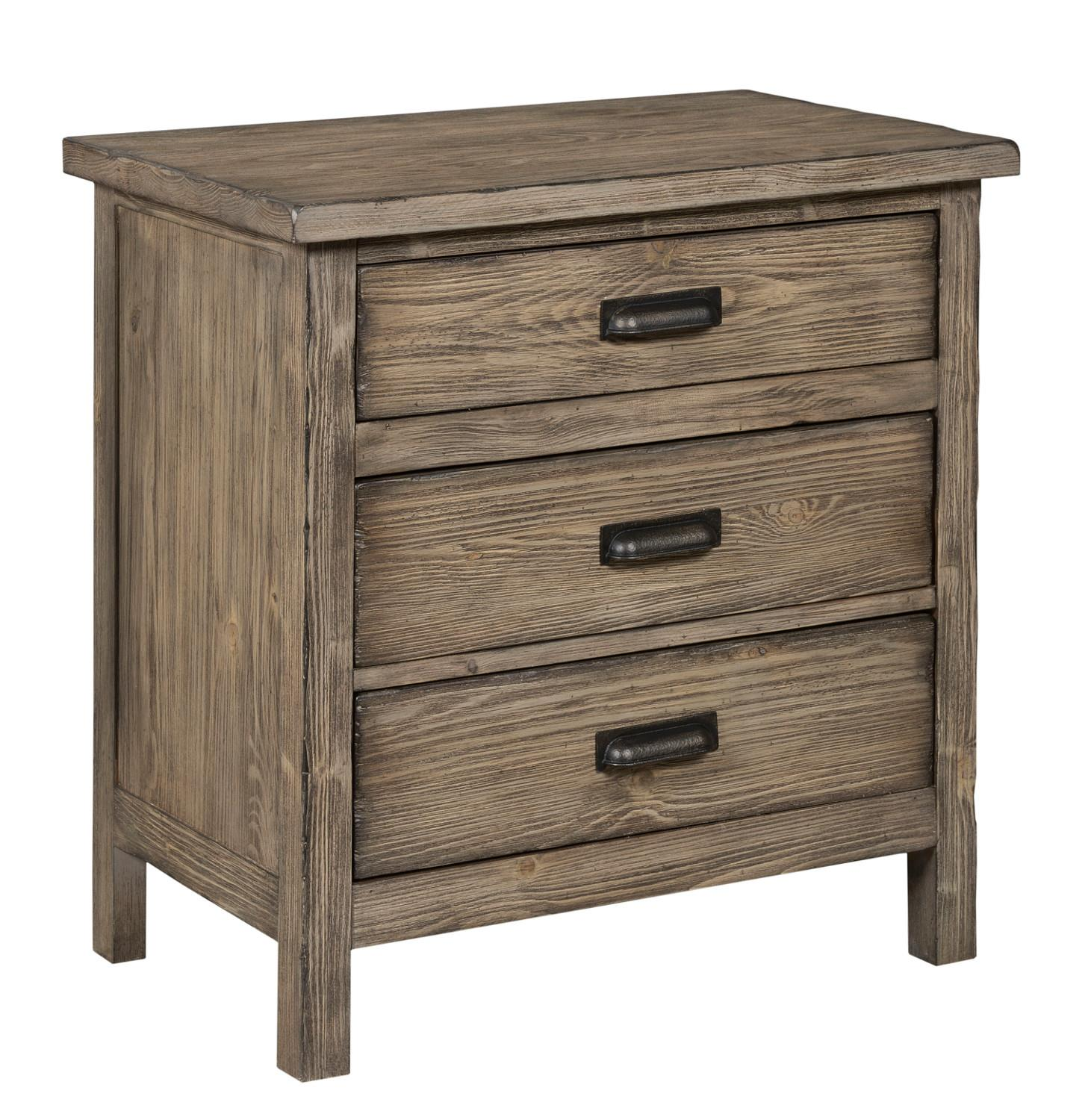 Foundry Nightstand by Kincaid Furniture at Godby Home Furnishings