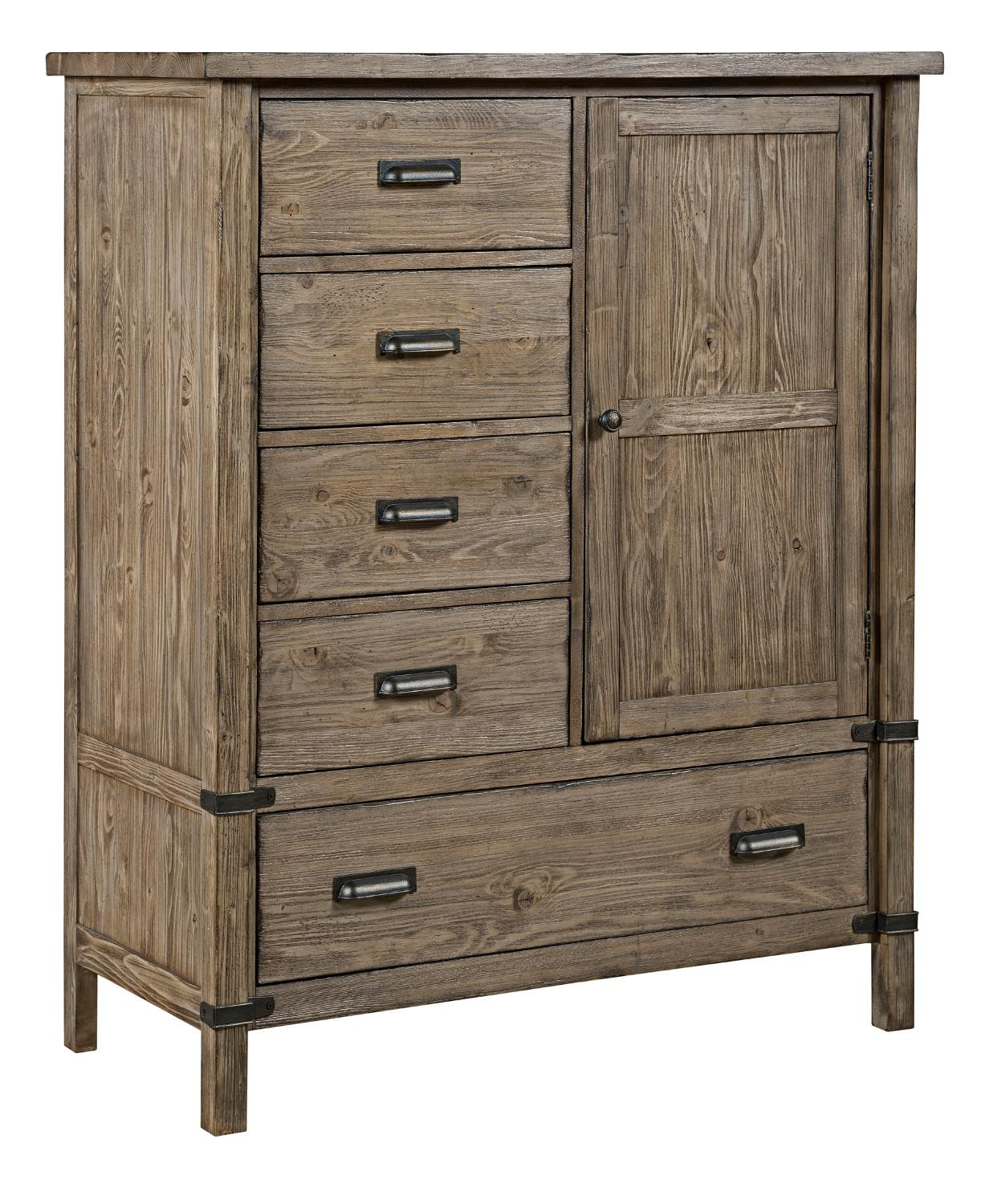 Foundry Door Chest by Kincaid Furniture at Home Collections Furniture