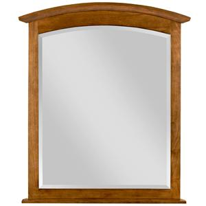 Rectangular Arch Mirror