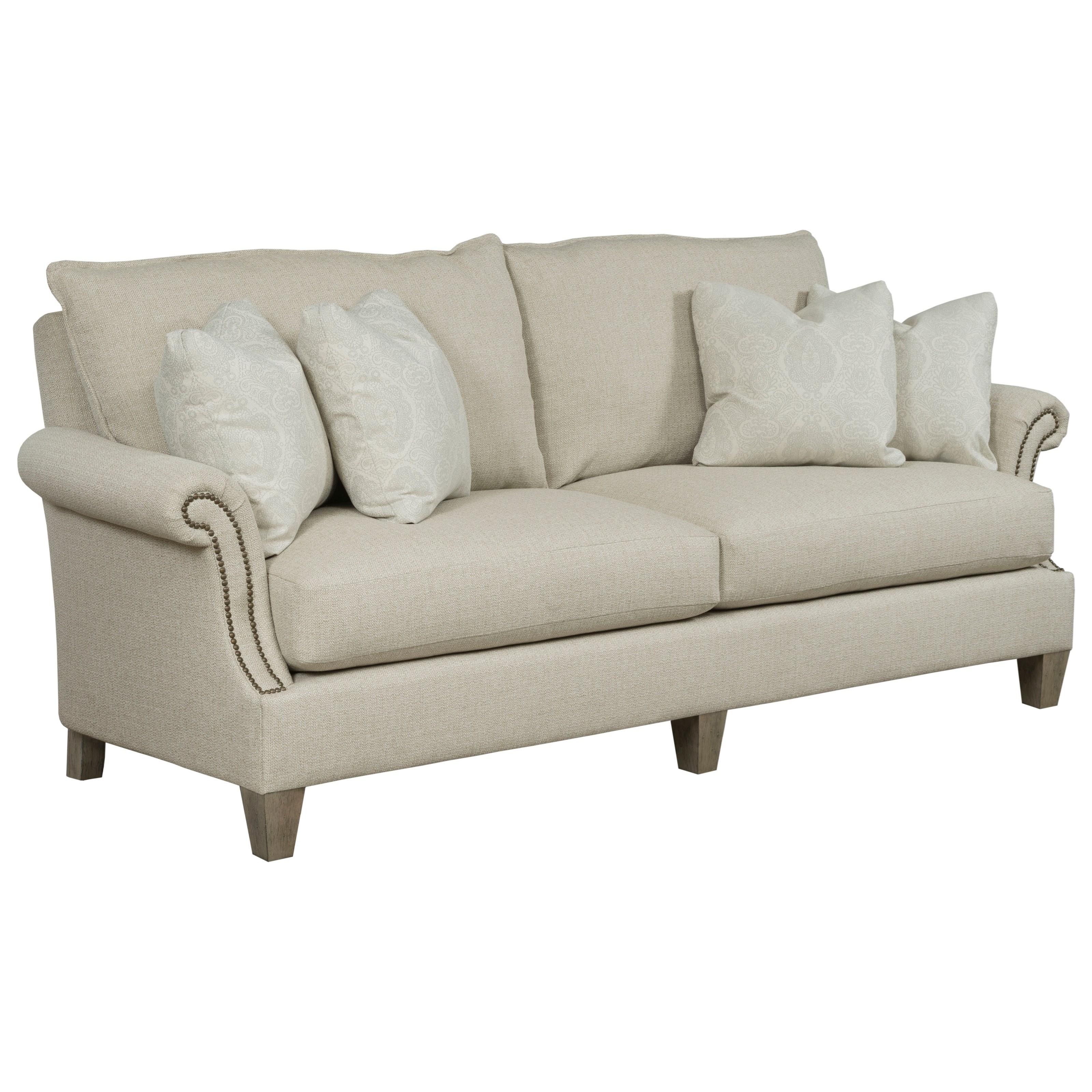 Greyson Large Sofa by Kincaid Furniture at Johnny Janosik