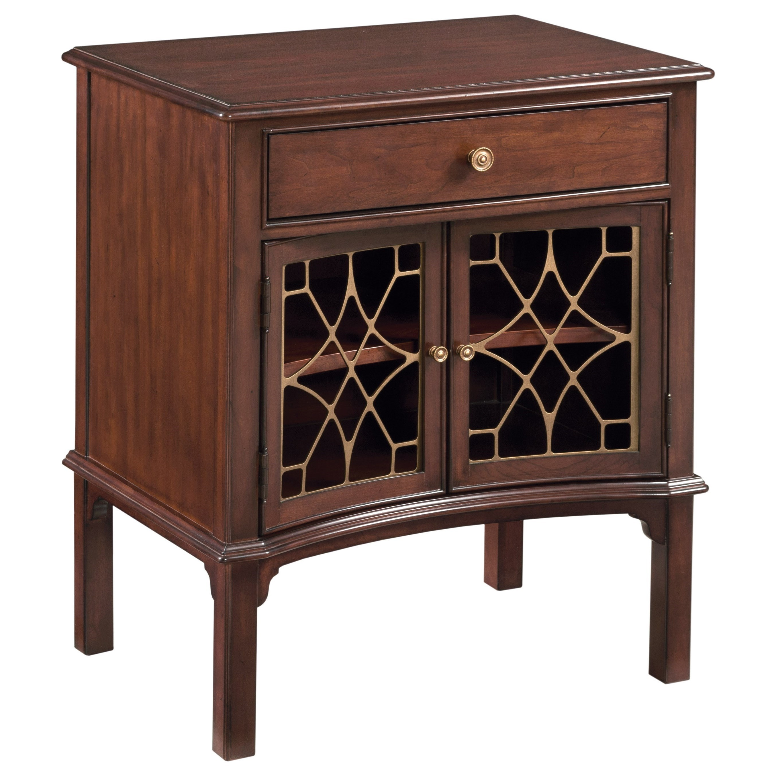 Hadleigh Bedside Table by Kincaid Furniture at Northeast Factory Direct