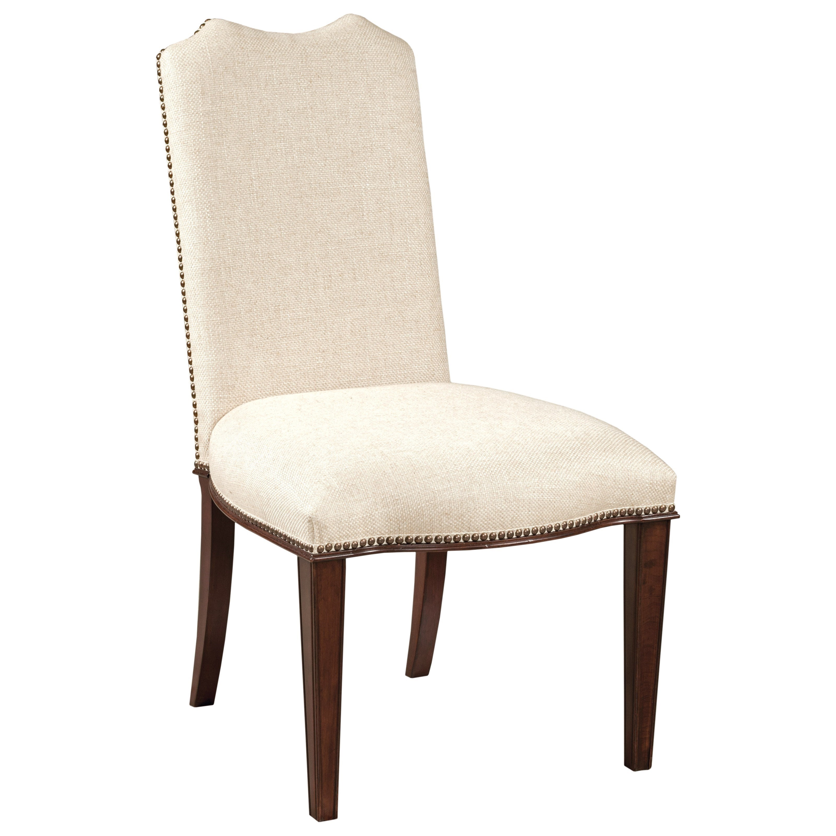 Hadleigh Upholstered Side Chair by Kincaid Furniture at Johnny Janosik