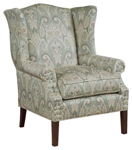 Hanson Accent Chair by Kincaid Furniture at Johnny Janosik