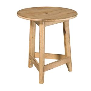 Kincaid Furniture Homecoming Round Accent Table