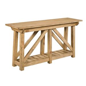 Kincaid Furniture Homecoming Sofa Table