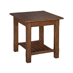 Kincaid Furniture Homecoming Camden End Table