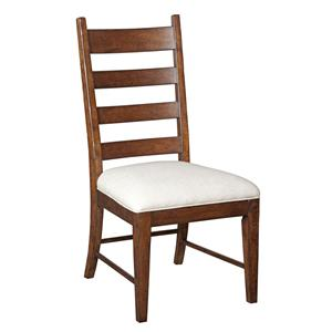 Kincaid Furniture Homecoming Patterson Ladderback Side Chair