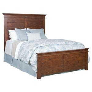 Kincaid Furniture Homecoming Queen Winchester Panel Bed