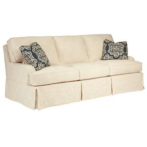 Kincaid Furniture Homecoming Simone Slipcover Sofa