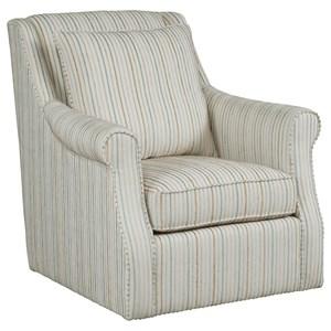 Tate Swivel Glider Chair
