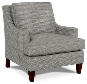 Accent Chairs Upholstered Chair by Kincaid Furniture at Johnny Janosik