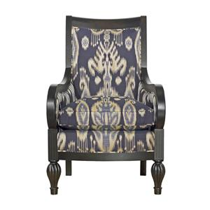Kincaid Furniture Accent Chairs Wood Framed Chair