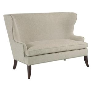 Kincaid Furniture Accent Chairs Denton Settee